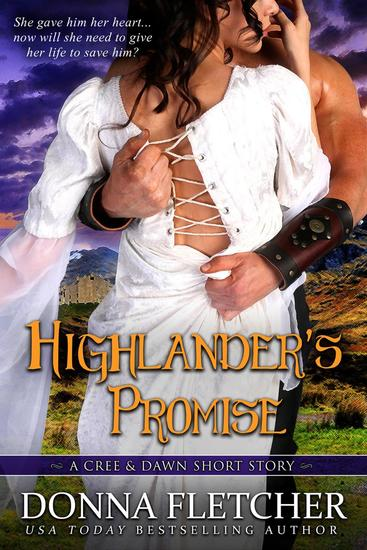 Highlander's Promise A Cree & Dawn Short Story - Cree & Dawn Short Stories #2 - cover