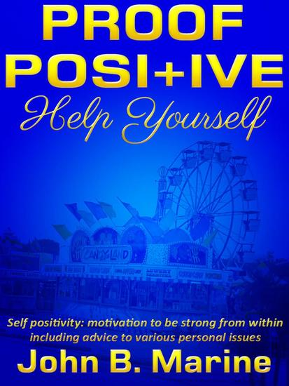 Proof Positive: Help Yourself - Proof Positive #2 - cover