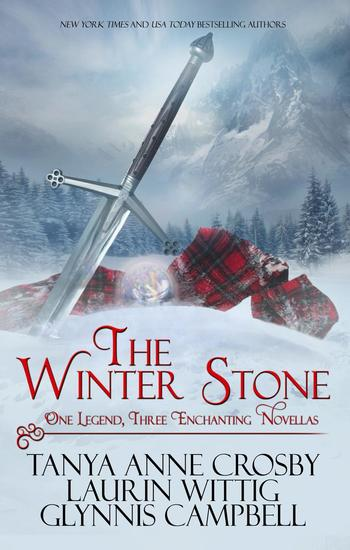 The Winter Stone - Legends of Scotland #1 - cover