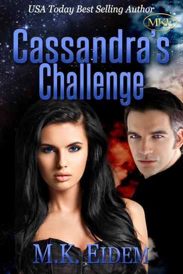 Cassandra's Challenge - Imperial Series #1 - cover