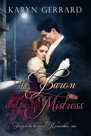 The Baron and The Mistress - cover