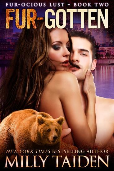 Fur Gotten - Furocious Lust - Bears #2 - cover