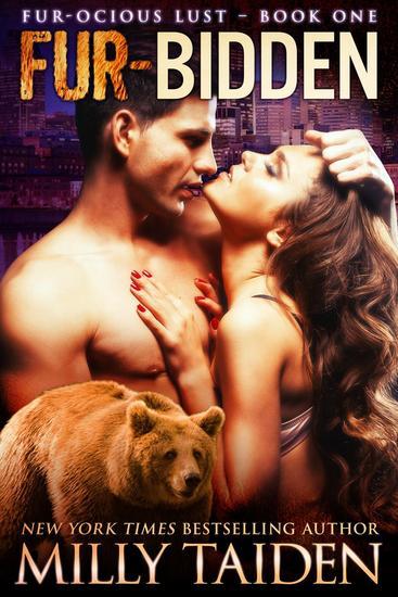 Fur Bidden - Furocious Lust - Bears #1 - cover