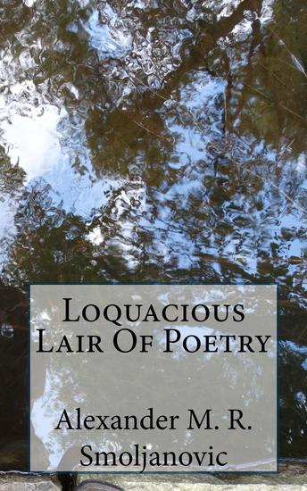 Loquacious Lair Of Poetry - cover