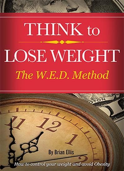 THINK to LOSE WEIGHT - The WED Method - cover