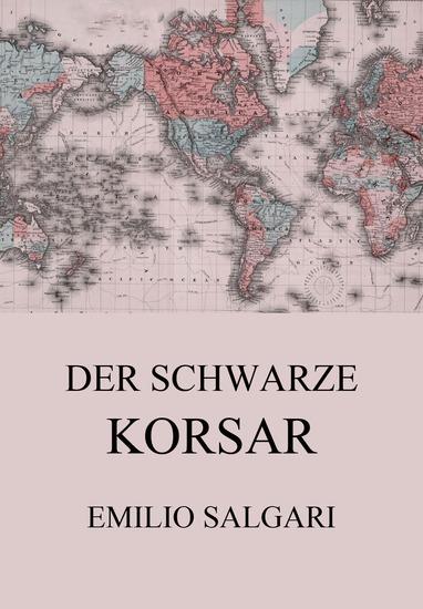 Der schwarze Korsar - Erweiterte Ausgabe - cover