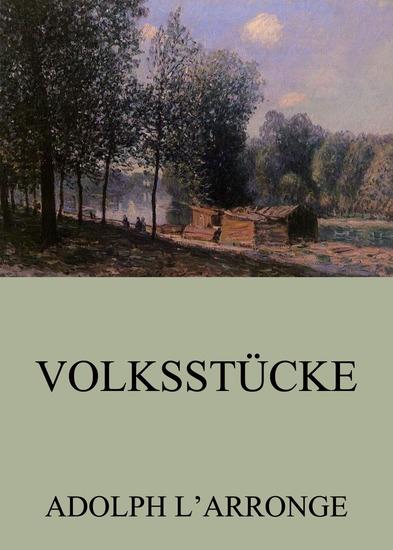 Volksstücke - Erweiterte Ausgabe - cover