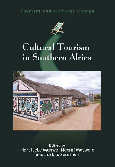 Cultural Tourism in Southern Africa - cover