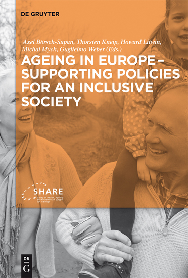 Ageing in Europe - Supporting Policies for an Inclusive Society - cover