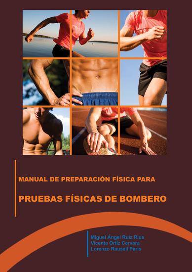 Manual de preparación física para las pruebas físicas de bomberos - cover