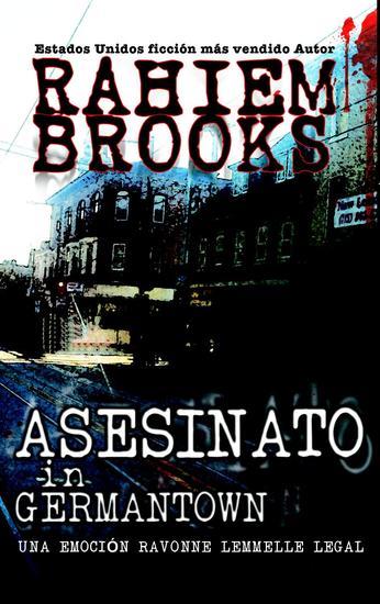 Asesinato en Germantown (Spanish Edition) Mystery Legal Crime Thriller - cover