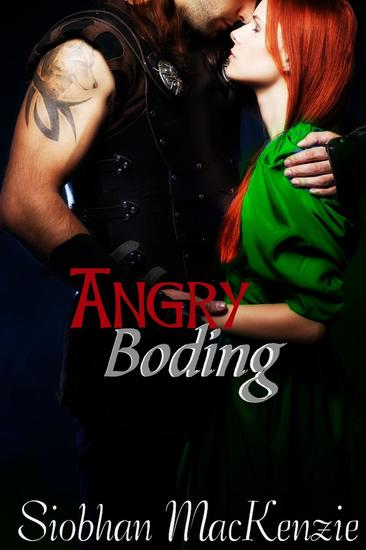Angry Boding - cover