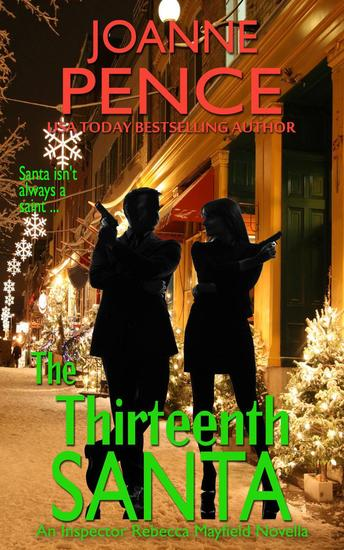 The Thirteenth Santa (A Rebecca Mayfield Novella) - The Rebecca Mayfield Mysteries - cover