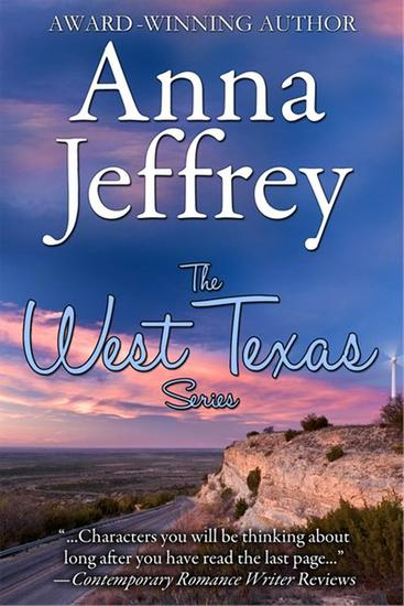 The West Texas Series - cover