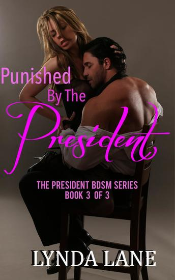 Punished by the President - The President BDSM Series #3 - cover