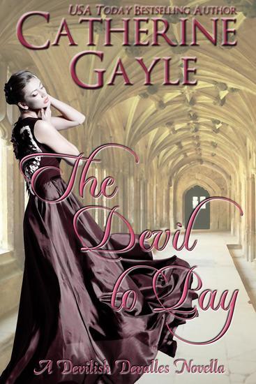 The Devil to Pay - Devilish Devalles #1 - cover