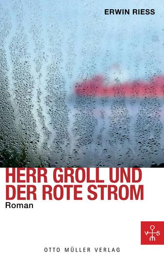Herr Groll und der rote Strom - cover