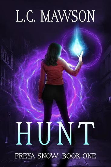 Hunt - Freya Snow #1 - cover