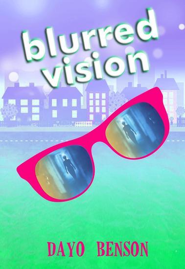 Blurred Vision - Drew Ashley #2 - cover
