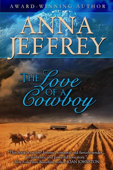 The Love of a Cowboy - The Callister Books #1 - cover