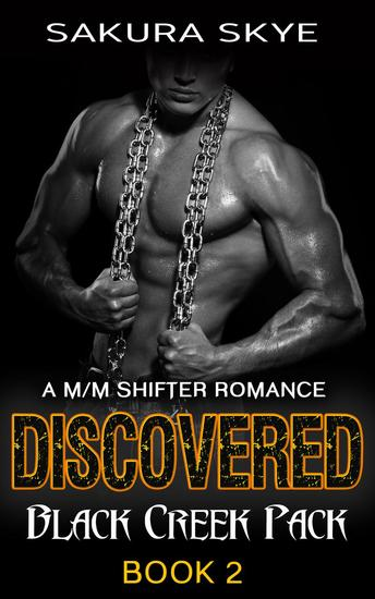 Discovered - Black Creek Pack #2 - cover
