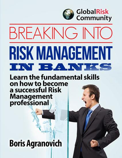 Breaking Into Risk Management In Banks - cover