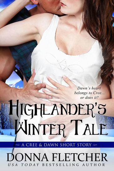 Highlander's Winter Tale A Cree & Dawn Short Story - Cree & Dawn Short Stories #3 - cover