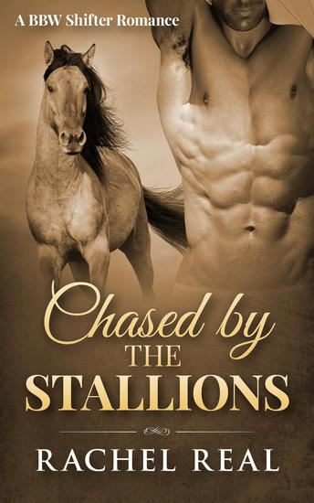 Chased by the Stallions - Blackwood Stallions #2 - cover