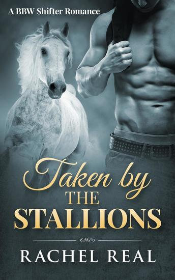 Taken by the Stallions - Blackwood Stallions #3 - cover