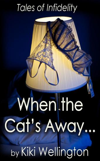 When the Cat's Away (Tales of Infidelity) - cover