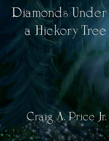 Diamonds Under a Hickory Tree - cover