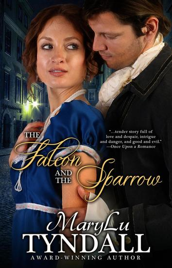 The Falcon and the Sparrow - cover