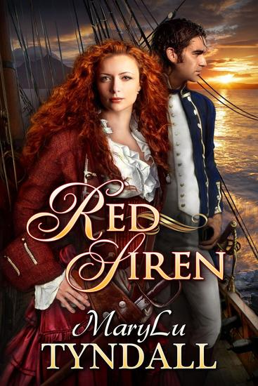 The Red Siren - Charles Towne Belles #1 - cover
