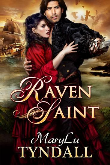 Raven Saint - Charles Towne Belles #3 - cover