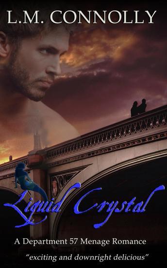 Liquid Crystal - Department 57 #6 - cover