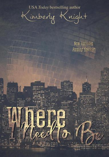 Where I Need to Be - The Club 24 Series #1 - cover