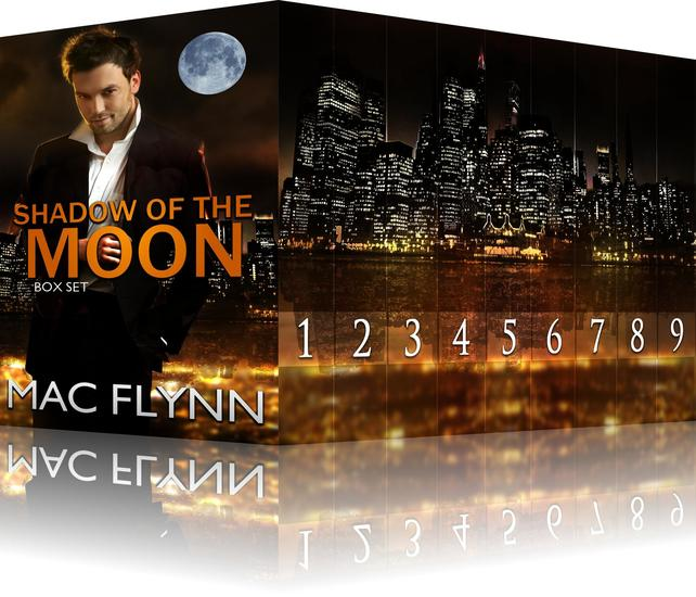 Shadow of the Moon Box Set (Werewolf Shifter Romance) - Shadow of the Moon #10 - cover