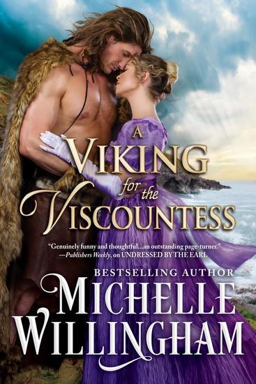 A Viking for the Viscountess - A Most Peculiar Season - cover