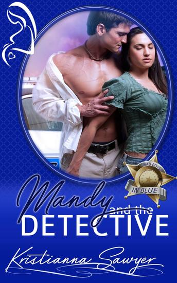 Mandy and the Detective - Bad Boys In Blue - cover