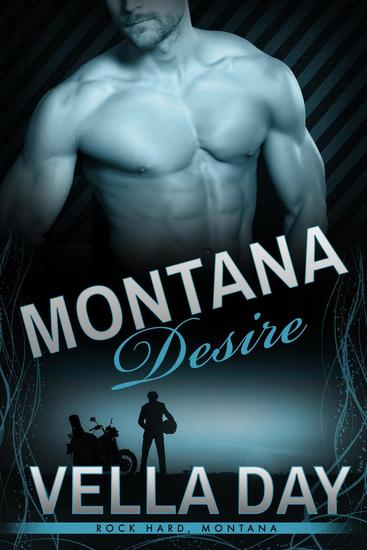 Montana Desire - Rock Hard Montana #1 - cover