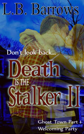 Welcoming Party - Death is the Stalker II #1 - cover