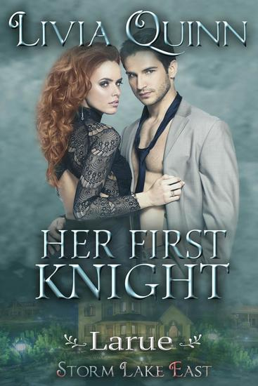 Her First Knight (Under-Cover Knights) - Storm Lake East #2 - cover