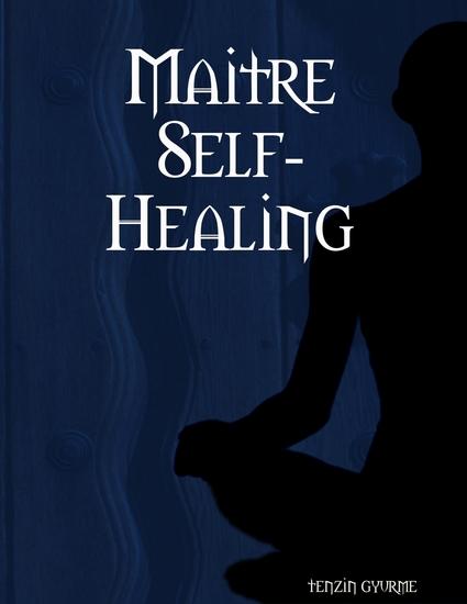 Maitre Self-Healing - cover