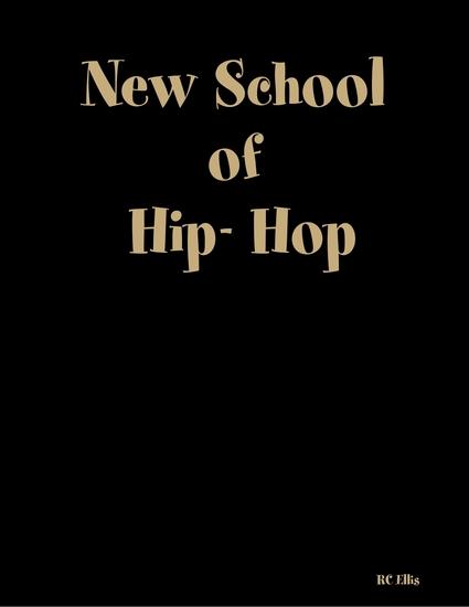 New School of Hip- Hop - cover