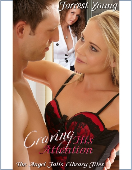 Craving His Attention - cover