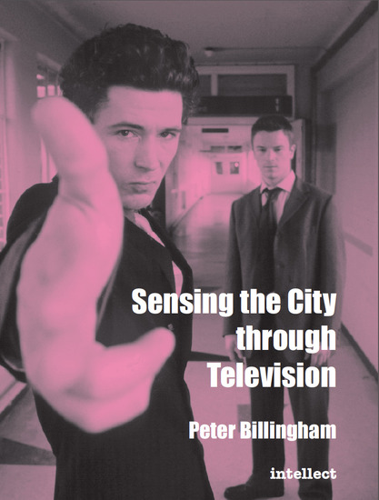 Sensing the City through Television - Urban identities in fictional drama - cover
