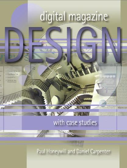 Digital Magazine Design - with Case Studies - cover