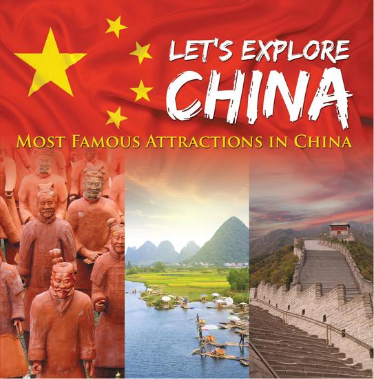 Let's Explore China (Most Famous Attractions in China) - China Travel Guide - cover