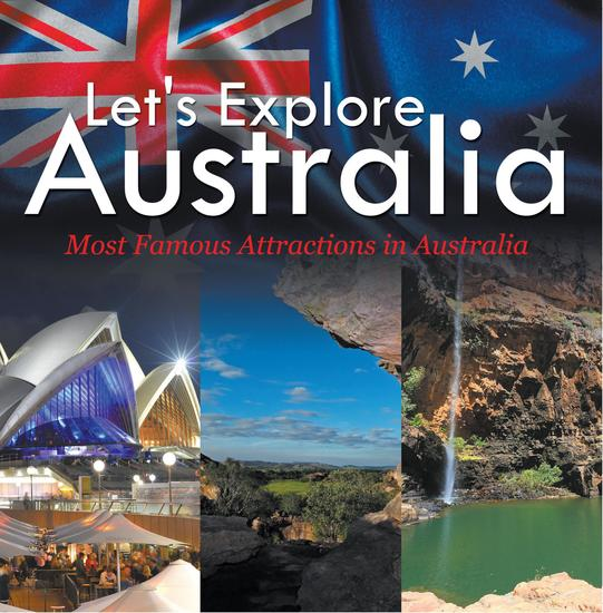 Let's Explore Australia (Most Famous Attractions in Australia) - Australia Travel Guide - cover