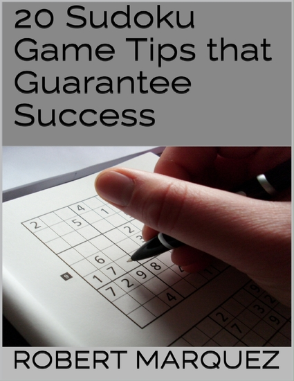 20 Sudoku Game Tips That Guarantee Success - cover